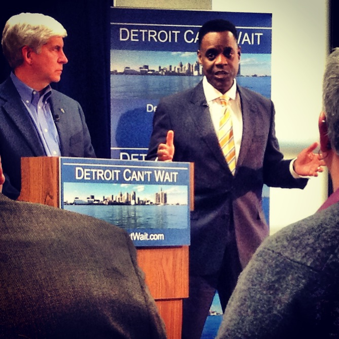 Kevyn Orr - Emergency Manager of Detroit