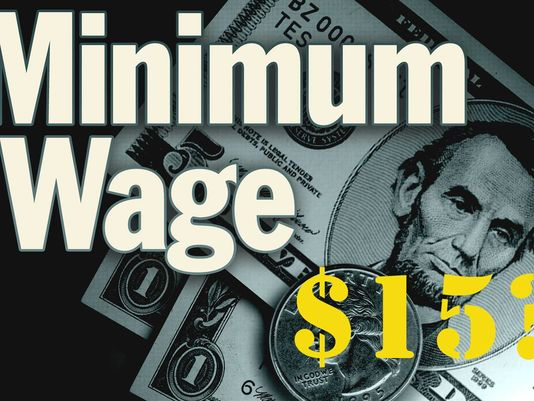 how to get jobs over minimum wage
