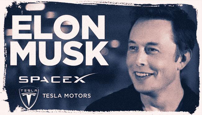 Elon Musk Photo