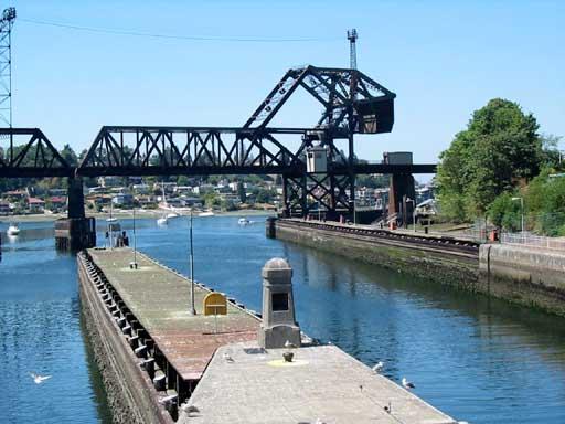 The Ballard Locks
