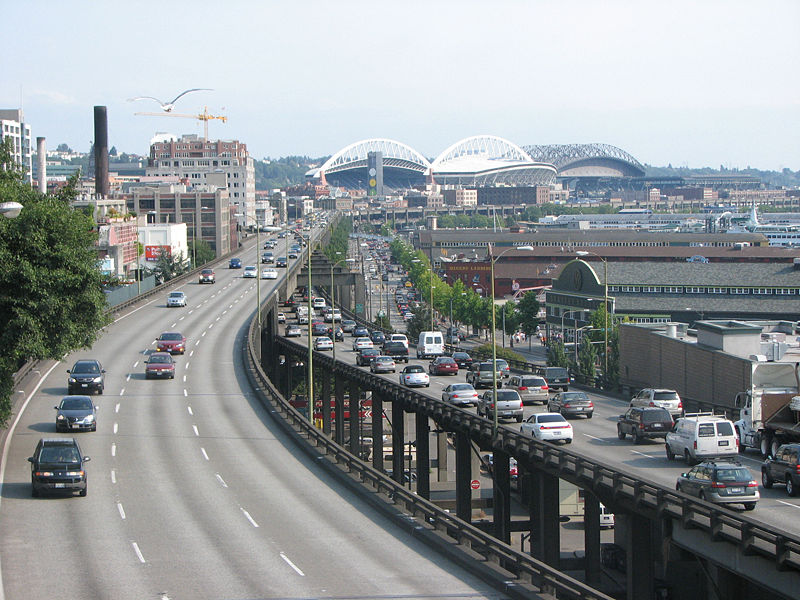 Seattle Washington Viaduct