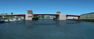South Park Bridge In Seattle