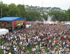 Seattle Bumbershoot Music & Arts Festival