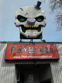 Funhouse Seattle Washington