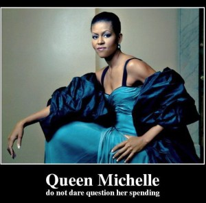 Michelle Obama Vacations Wasting Tax Money