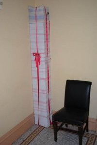 Photo Of The Obamacare Law. That is a lot of pages!