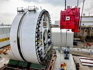 Big Bertha Drill Seattle