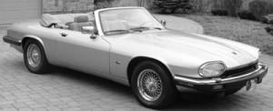 Mike A Noorzai Classic 1992 Jaguar XJS Convertible