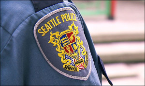 Seattle Police Smoking Pot Tickets