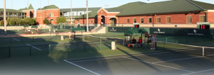 Mark Hurd Tennis Center Photo