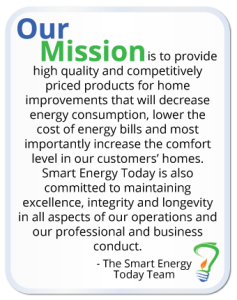 Smart Energy Today Mission Statement
