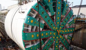Seattle Tunnel Project Big Bertha