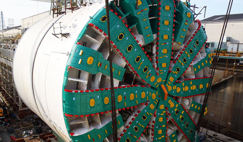 Seattle Tunnel Project Big Bertha