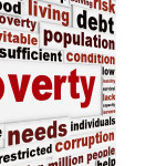 Fixing issues with poverty message