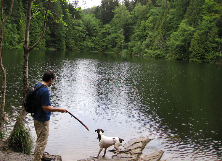 Hiking Fragrance Lake from Seattle, WA