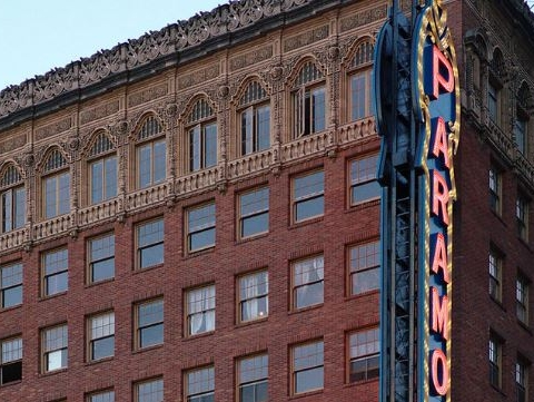 Paramount-Theater in Seattle
