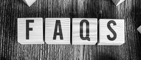 Healthy Living FAQ's Help
