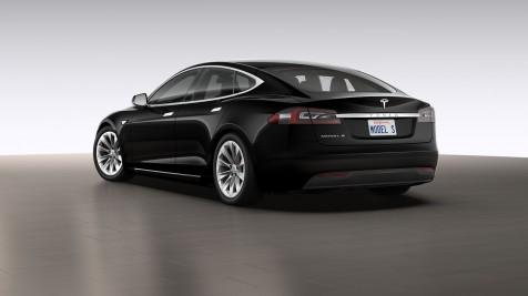 Model S Photo Tesla