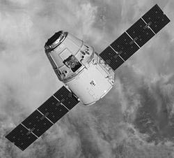 SpaceX Dragon 2 Capsule