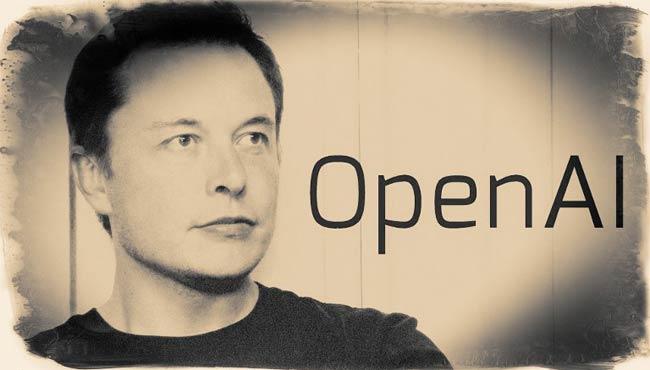 OpenAI - Elon Musk Photo