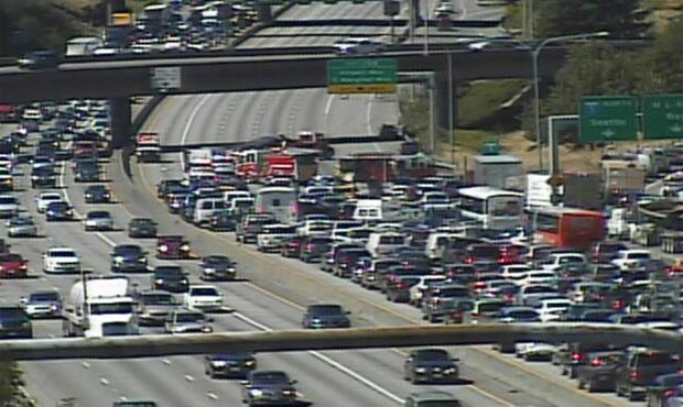I5 Traffic Seattle Congestion