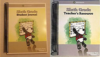 Swun Math Workbooks