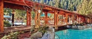 Harrison Hot Springs British Columbia Photo