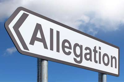 Allegations Times Up & MeToo Movement