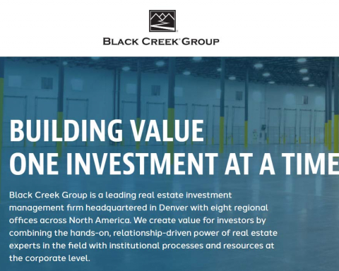 Black Creek Group Mexico - Corporate Profile