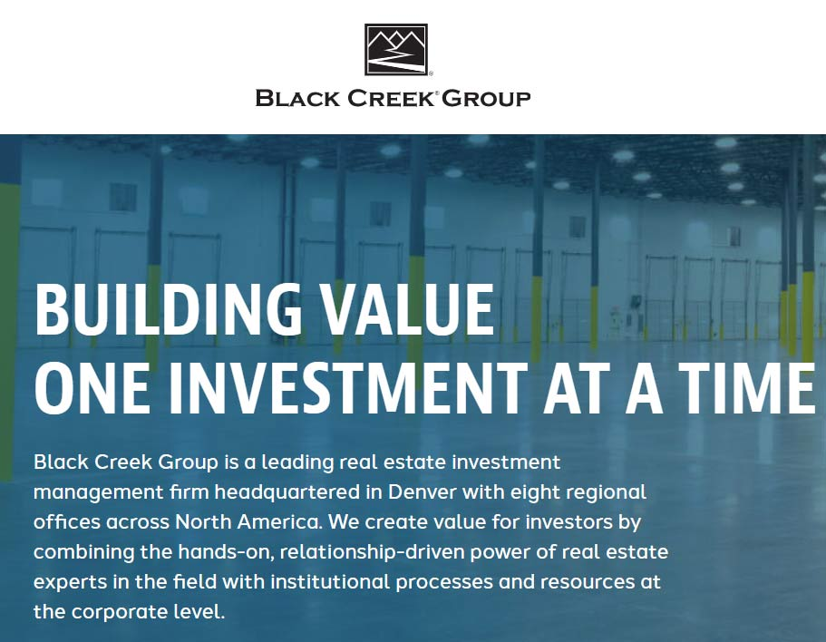 Black Creek Group Mexico - Corporate Profile